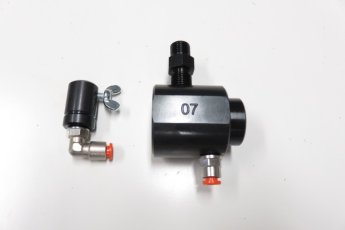 DL-07 Adapter for testing Denso truck injectors