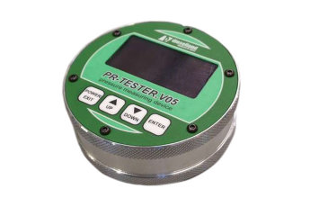 DL-UNI20060   PR-TESTER.V05 2-channel electronic pressure gauge in an aluminum case