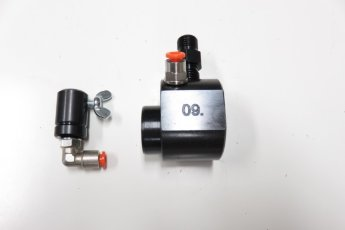DL-09 ​Adapter for testing Volvo truck injector