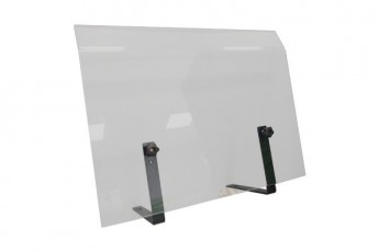 DL-CR10010  Safety screen 10mm polycarbonate.