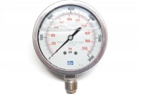 DL-CR14P2000 High pressure manometer 2000 bar