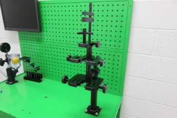DL-ST-01 Clamping stand for CR injectors