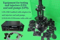 CAM-BOX2 MASTER device for testing pump injectors (UIS) and unit pumps (UPS)