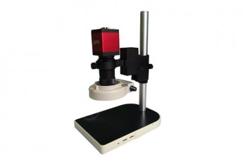 DL-UNI20015 Microscope digital industrial complete with stand and backlight