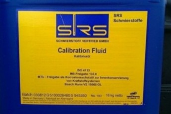 SRS Calibration Fluid CV