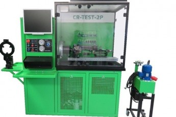 CR-Test-2P Test bench for testing Common Rail pumps