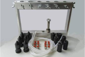 DL-UNI 50051-KIT Set for testing VE pumps
