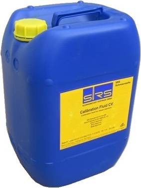 SRS. Calibration fluid for diesel fuel equipment