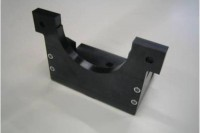 DL-KN125 Bracket for pump, Bosch standard 125 mm