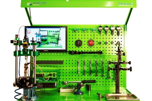 CRistina  High-quality testing and assembly complex of BOSCH