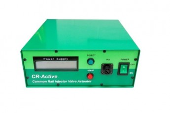 CR-Active. The CR injector valve actuator.
