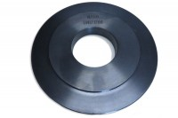 DL-UNI31208. Universal flange with a 60 mm support opening.